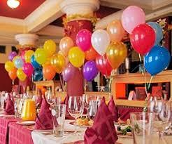 Como adornar un cumpleaños con globos facilísimo!!!