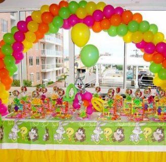Como armar globos para cumpleaños, rápido y sencillo!