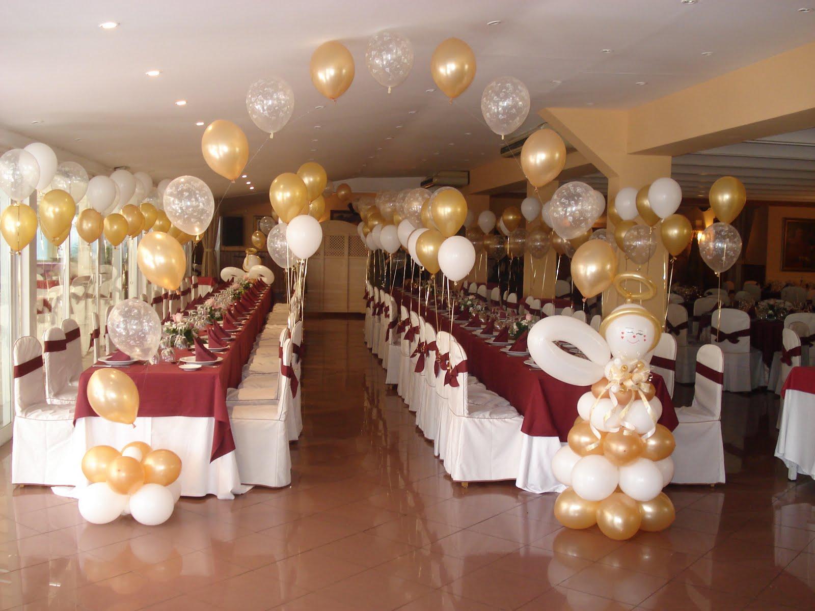 Como decorar con globos para 15 a os con fabulosas y for Decorar casa para quince anos