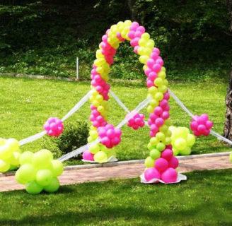 Todo sobre como decorar con globos!!