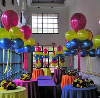 Como hacer adornos de globos en diferentes diseños!!