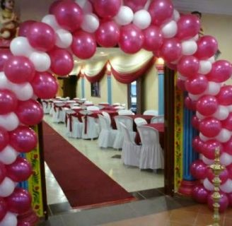 Como hacer Arcos con globos Para bautizos, bodas, 15 años, baby shower y mas