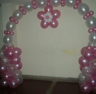 Como hacer arcos de globos para 15 años: Descubre cómo decorar este evento especial!