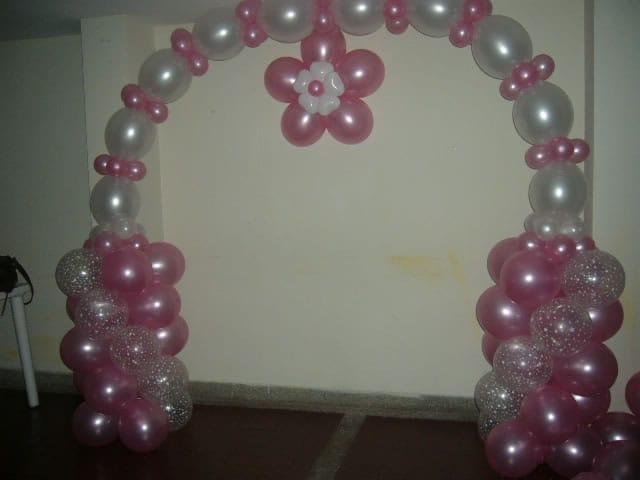 Como hacer arcos de globos para 15 a os descubre c mo - Cosas para preparar una boda ...