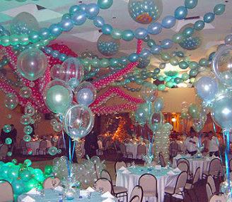 Como hacer decoraciones con globos ¡¡únicas y exclusivas!!