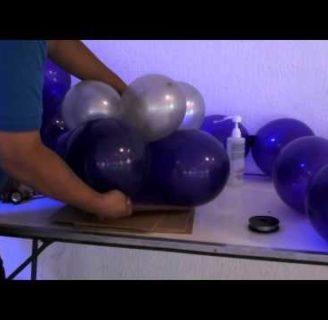 Como aprender a decorar con globos ¡Consejos y técnicas!