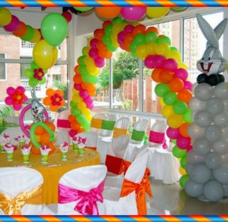Como decorar fiestas con globos: conoce todos los detalles