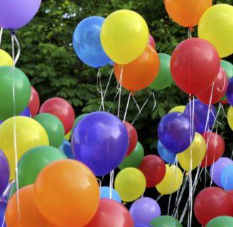 Como hacer adornos con globos para fiestas con ideas originales