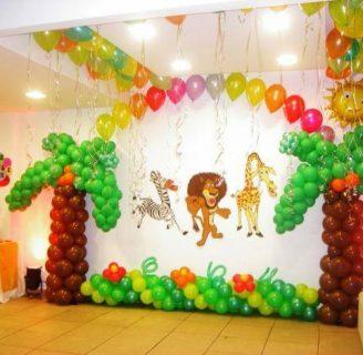 Como hacer arreglos con globos para fiestas infantiles: Ideas prácticas para usar globos