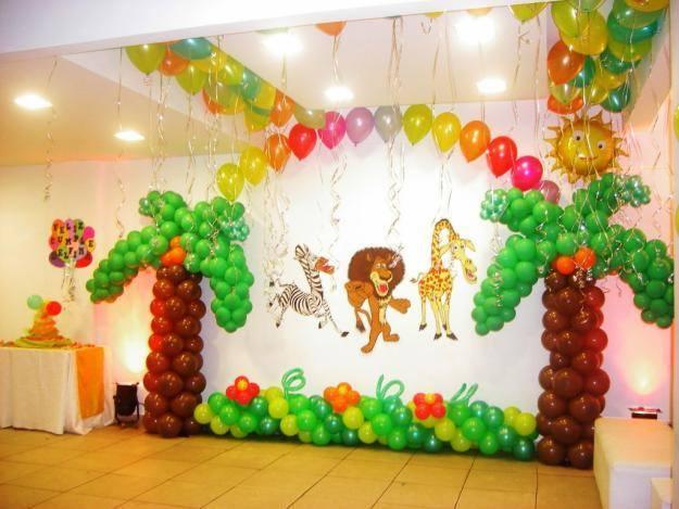 como hacer arreglos con globos para fiestas infantiles ideas prcticas para usar globos
