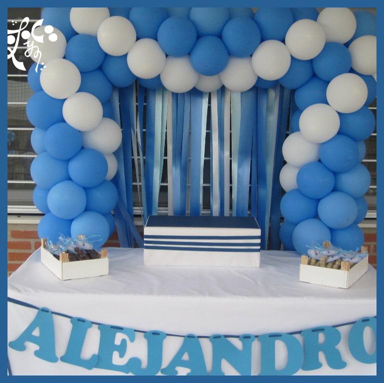Como decorar con globos para 15 a os con fabulosas y sencillas ideas - Decoracion con globos 50 anos ...