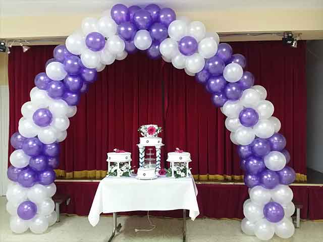 como hacer arcos con globos hermosos y f cilmente