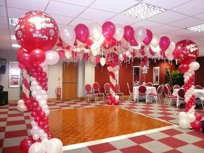 Como adornar con globos paso a paso para hacer incre bles for Decoracion de globos para fiestas infantiles paso a paso