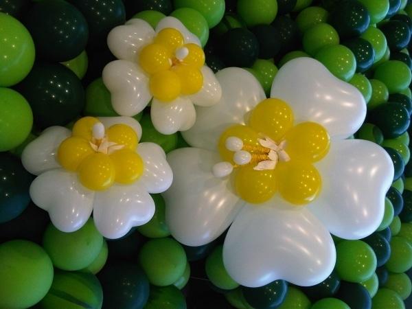 Como Hacer Flores Con Globos Paso A Paso Facilmente